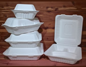 to-go carry-out boxes